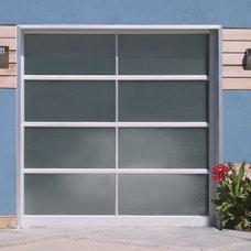 Contemporary Garage Doors And Openers by Automatic Door Specialists