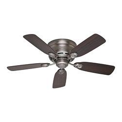 """Hunter Fan Company - Hunter Fan Company 51060 Low Profile IV Antique Pewter 42"""" Ceiling Fan - Hunter Fan Company 51060 Low Profile IV Antique Pewter 42"""" Ceiling Fan"""