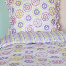 Modern Kids Bedding by Rosenberry Rooms