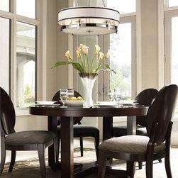 Clean Modern Dinning Chandelier -