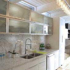 Midcentury  1958 Mid Century Modern Kitchen Remodel