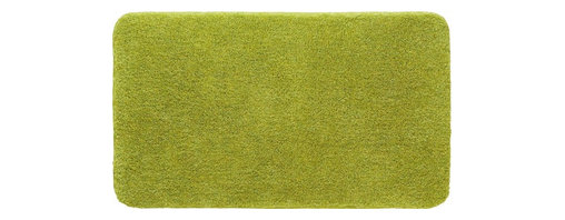 "Grund - Grund Ultra Premium Bathroom Comfort Mats-Melos Estate Series, Green, Large - Lush and luxurious!  The Melos Estate Series combines time-honored, stately colors and plush, eligant craftsmanship so you can pamper yourself as you prepare to tackle your day!  Hand made.  Comes in five colors and is available in three sizes:  21"" X 24"" small, 24"" X 36"" medium, 24"" X 60"" large."