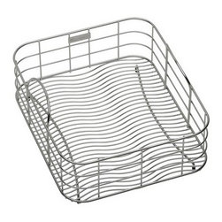 Elkay - Elkay LKWRB1316SS Stainless Steel Rinsing Basket Designed to Fit Elkay Sinks - Elkay LKWRB1316SS Stainless Steel Rinsing Basket Designed to Fit Elkay SinksThe perfect way to organize your washing and drying tasks with style. Rinsing baskets are custom designed to fit Elkay sinks.Accessory Type: Rinsing Basket