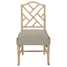 Beach Style Slipcovers And Chair Covers by Messy Marvin