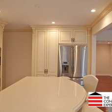 Contemporary Kitchen Islands And Kitchen Carts by The Construction Experts