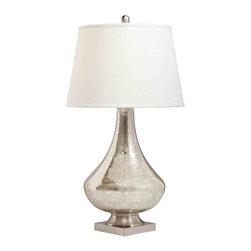 Kichler Lighting - Kichler Lighting 70824 Mercury Glass Table Lamp - 1, 100W Medium