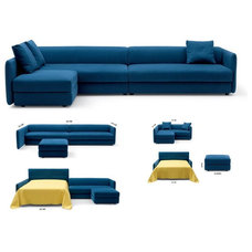 Modern Sofa Beds by Italian furniture by CGS Group 'Momentoitalia'