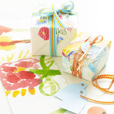 Crafty Gift Wrap for All Occasions