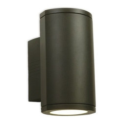 "Hampstead Lighting - Ovi P outdoor wall sconce - Product Details:     The Ovi P Outdoor wall sconce was designed and manufactured by Hampstead Lighting. This lovely outdoor sconce features a black finish and produces magnificent lighting.                                                  Manufacturer:                                           Hampstead Lighting                                                              Designer:                                          Hampstead Lighting                                                              Made in:                                           USA                                                              Dimensions:                                          Height: 9"" (22.9 cm) X Width: 8.4"" (21.3 cm) X Depth: 6.24"" (15.8 cm)                                                              Lighting:                                           G12 Metal Halide                                                                          Materials:                                           metal"