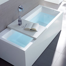 Contemporary Bathtubs by National Builder Supply