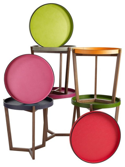 Contemporary Side Tables And End Tables by Linley