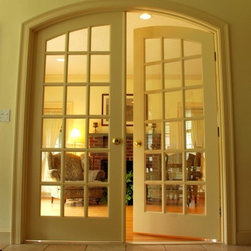 Installed Sales Projects - Interior French Door, available through - Installed Sales department at Concord Lumber Corporation