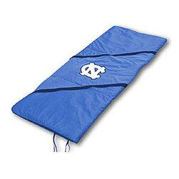 Sports Coverage - NCAA North Carolina Tar Heels MVP Sleeping Bag - Features: