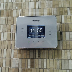 The 3iE Thermostat - Warmup Inc.
