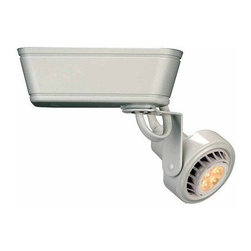WAC Lighting - WAC Lighting JHT-160LED Low-Voltage LED Track Head for J-Track Systems - WAC Lighting JHT-160LED Features:
