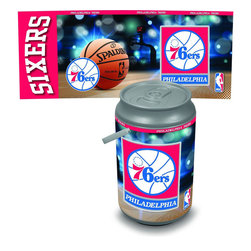 Picnic Time - Phoenix Suns Bongo Cooler - The Extra large Can Cooler by Picnic Time is a hard-sided cooler and large beverage can replica that also doubles as a seat. It holds twenty seven 12-oz. cans and has a 5 gallon capacity. It features a snugly fitting, fully removable lid and folding handle. Perfect for the beach, patio, tailgating, parties, and sporting events. Made of HDPE.; Decoration: Digital Print; Includes: 1 removable lid