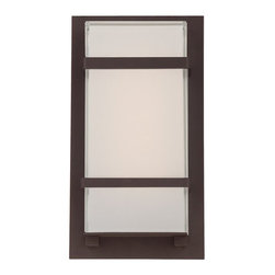 """Modern Forms - Modern Forms WS-W1611 Phantom 11"""" Indoor / Outdoor Dimmable LED ADA Compliant Wa - Modern Forms WS-W1611 Features:"""