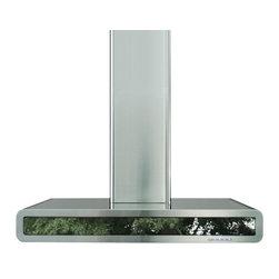 Futuro Futuro 36-inch Integra Mirror Island Range Hood - Type: Island-mount