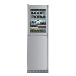 Liebherr - WF-1061 8.8 cu. Ft. Total Capacity Built-In Wine Cooler  34 Bottle  Intelligence - Liebherr is the worldwide leader in premium refrigeration With over 50 years of experience in cooling the German manufacturer sets the pace with continuous product innovation and a proactive approach to responsible manufacturing