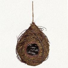 Eclectic Birdhouses by Terrain