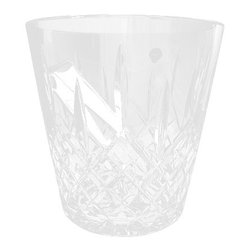 Waterford - Waterford Lismore Ice Bucket with Tongs - Waterford Lismore Ice Bucket with Tongs