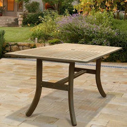 Renaissance Outdoor Reclaimed Hardwood Rectangular Table - About Dropship Vendor GroupIn operation since 1995, Dropship Vendor Group has been filling the need for outdoor living products. Based in Ho Chi Minh City, Dropship Vendor Group has established a reputation for manufacturing fine outdoor living products at the right price, while offering excellent quality, style, and innovation to today's demanding retail environment. Companies around the world trust Dropship Vendor Group's capabilities and manufacturing expertise to improve their ability to market and sell high-quality products. Dropship Vendor Group is a leading manufacturer for some of the world's most prestigious retailers and distributors in the U.S., Canada, Europe, Australia, South America, and Middle East.