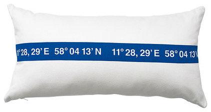Beach Style Pillows by IKEA