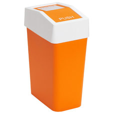 Modern Trash Cans by The Container Store