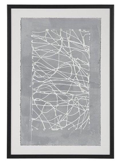 Modern Artwork by Crate&Barrel
