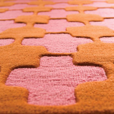 modern rugs by angela adams