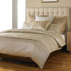 Contemporary Bedding by Lynn Madyson, ASID, IFDA, NKBA