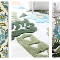 modern rugs by Amy Butler Design