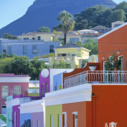Bo-Kaap, Cape Town, South Africa -