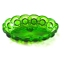 Adonis Collection | Vintage American Glass, Trinket Dishes - Enhance your decor with vintage American glass.  These 20th century pieces constitute a treasure worth collecting and displaying. Mid-century American works for elegance everyday and sustainable living. Help the planet and reuse a beautiful, collectible piece, from an era when craftsmanship was durable and well-made. You will feel the difference by the touch and weight of it in your hand.