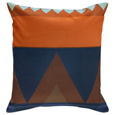 Contemporary Decorative Pillows by Nine Space