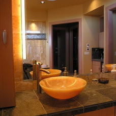 Traditional Bathroom by Cooper Design Builders
