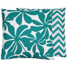 Tropical Pillows by Chloe and Olive LLC