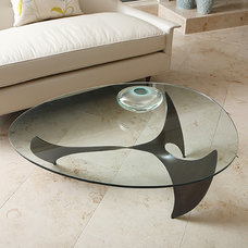 contemporary coffee tables by Dona Rosene Interiors
