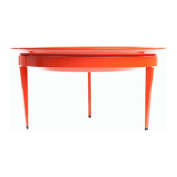 Loft Mod Dish, Citrus (Orange)