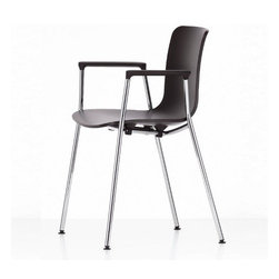 Vitra - Vitra | HAL Chair with Tube Legs and Armrests - Design by Jasper Morrison, 2010.