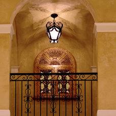 Mediterranean Hall by Gelotte Hommas Architecture