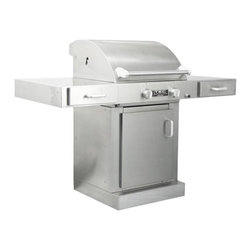 TEC - TEC Sterling G2000 FR Infrared Grill on Cabinet | NG - G2NTFRCB - TEC Gas Grills Sterling G2000 FR Infrared Natural Gas Grill On Cabinet * 100 Percent Infrared Energy