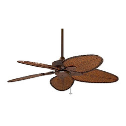 "Fanimation - Fanimation FP7500RSP4LK Windpointe Rust 52"" Ceiling Fan - Fanimation FP7500RSP4LK Windpointe Rust 52"" Ceiling Fan"