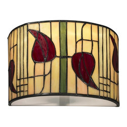 Dale Tiffany - New Dale Tiffany Wall Sconce Bronze Metal - Product Details