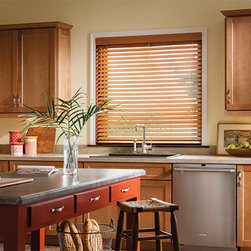 Custom Window Treatments - Windows Dressed Up Showroom in Northwest Denver, 38th on Tennyson (303.455.1009), offers the latest in window blinds and shades from leading suppliers including Graber. Photo Graber.