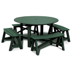 traditional patio furniture and outdoor furniture by teakwickerandmore.com