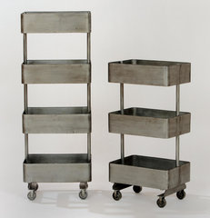 contemporary storage and organization by World Market