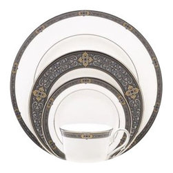 Lenox - Lenox Vintage Jewel 5-Piece Place Setting - Lenox Vintage Jewel 5-Piece Place Setting