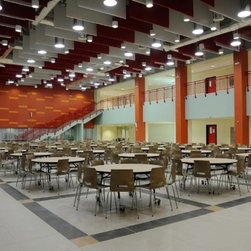 "School in Dubai - 21"" Industrial Elite Tubular Skylights"