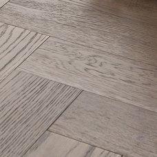 Eclectic Hardwood Flooring by Coswick Hardwood Inc